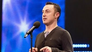Video Organist Graham Blackledge La Bamba - Britain's Got Talent 2012 audition - UK version MP3, 3GP, MP4, WEBM, AVI, FLV Oktober 2018