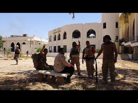 Λιβύη: Ο στρατός κατέλαβε το διοικητήριο των τζιχαντιστών