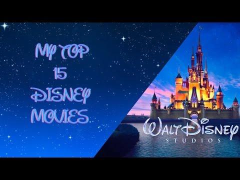 Οι 15 αγαπημένες μου ταινίες της Disney
