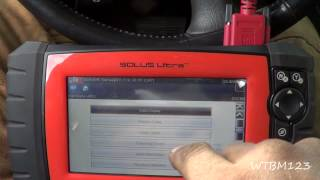 5. Bleeding the ABS Brake Control Module,On a Chevy Using a Snap On Solus Ultra