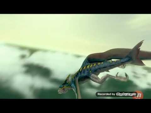 sharktopus vs pteracuda fight scene