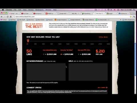 Best Link Service - Buy Backlinks - Best Backlink Service in 2014