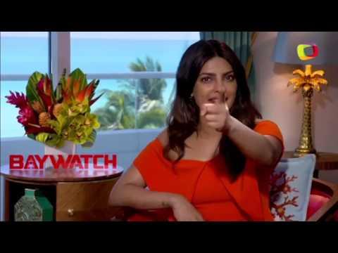 Priyanka Chopra  has the sexiest Spanish accent