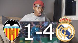 Video Barcelona Fan React To ● Valencia vs Real Madrid 1-4 ● All Goals MP3, 3GP, MP4, WEBM, AVI, FLV Juni 2019