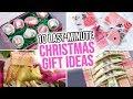 Minute DIY Christmas Gift Ideas