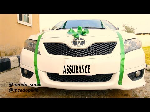 Davido - Assurance (Official Video) Comedy By Mc Da Saint