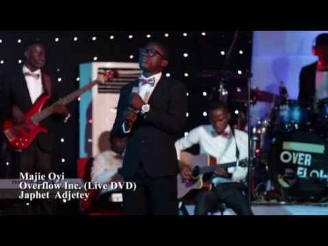 Overflow Inc- Majie Oyi (Stage Video with lyrics)
