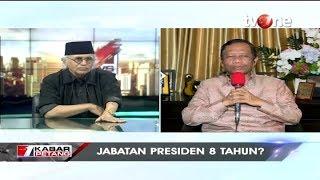 Download Video Dialog tvOne: Jabatan Presiden 8 Tahun? (Prof. Mahfud MD & Prof. Salim Said) MP3 3GP MP4