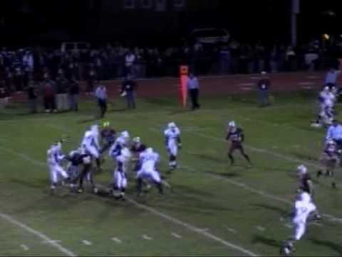Devin Gardner High School Playoff Highlights video.