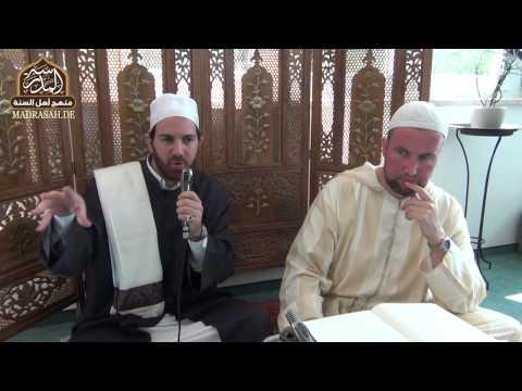 Lesung der ersten Hikam des Ibn Ataullah - Scheich Walead Mosaad und Scheich Mahmud Kellner