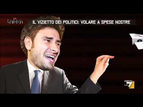 chi paga i voli aerei dei politici? le tasche dei cittadini italiani...