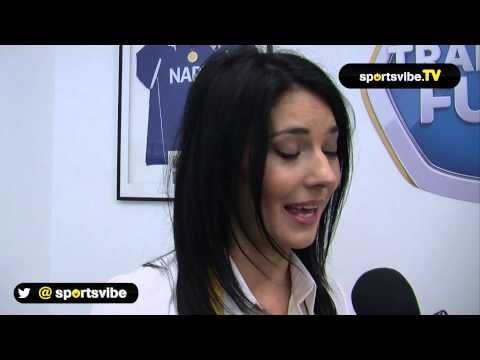 Natalie Sawyer Interview - Cristiano Ronaldo To Sign For Brentford