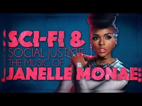 Afrofuturism and The Music of Janelle Monae