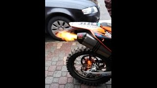 5. AKRAPOVIC KTM 450 EXC-F SIX DAYS 2009