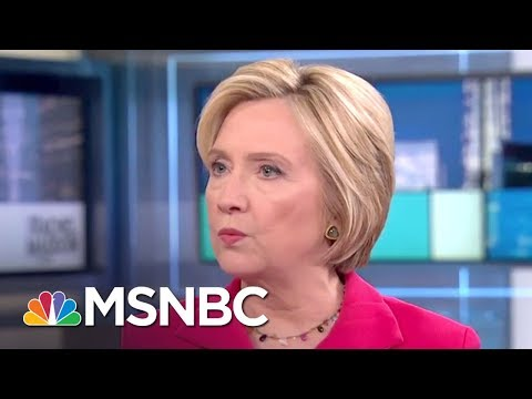Video Hillary Clinton: President Donald Trump Opened Door To More Misogyny | Rachel Maddow | MSNBC download in MP3, 3GP, MP4, WEBM, AVI, FLV January 2017