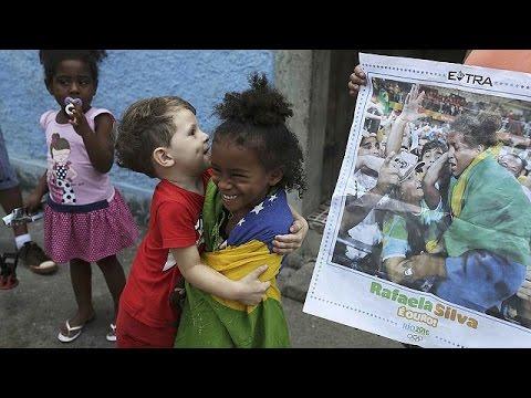 Ρίο 2016: Ένα χρυσό για τα παιδιά της «Πόλης του Θεού»