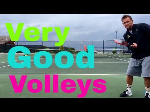 Very Good Volleys