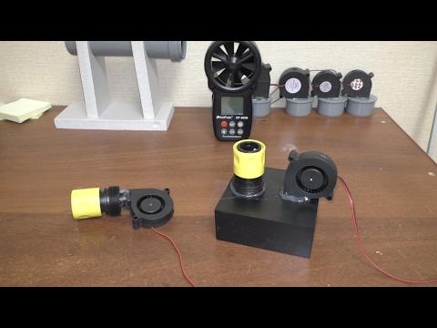 Вентиляторный блок для дымогенератора своими руками