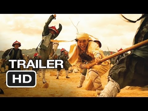 Tai Chi 0 Official Trailer #2 (2012) - Stephen Fung Martial Arts Epic HD