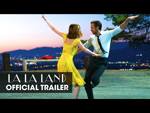 La La Land Official Teaser Trailer