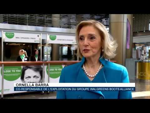 Sommet européen pour Alphega Pharmacie au Grimaldi Forum