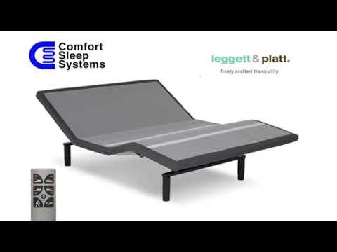2 months ago: Falcon 2.0+ Adjustable Base by Leggett and Platt Product Review