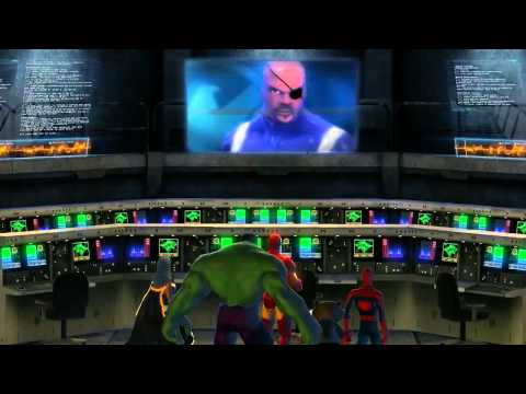 Watch Marvel Heroes - Villains Trailer