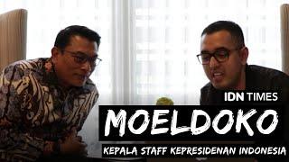 Video Suara Millennial - Season 1 [Eps 12 - MOELDOKO] Di balik layar kerja Kantor Kepala Staf Presiden MP3, 3GP, MP4, WEBM, AVI, FLV November 2018