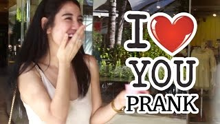 "Video ""I LOVE YOU"" PRANK INDONESIA!! Indonesia Prank. MP3, 3GP, MP4, WEBM, AVI, FLV Juni 2017"