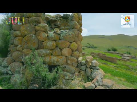 Reportaje a Pomata Tierra Querida - Balcón Filosófico  del Altiplano.  Full HD ☆☆☆