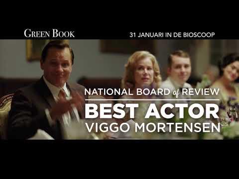 GREEN BOOK | NL - Vanaf 31 januari in de bioscoop