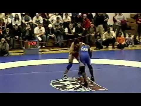 2004 74 kg Olympic Wrestleoff Match 2: Zoltan Hunyady vs. Daniel Igali