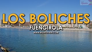 Fuengirola Spain  City new picture : Playa de Los Boliches, Fuengirola Spain 2016.