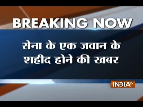 J&K: Army foils infiltration bid, soldier killed by militants in Kupwara