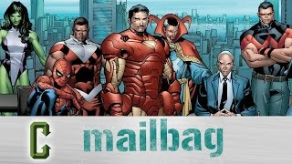 Where Does Marvel Go After Avengers 4? - Collider Mail Bag by Collider