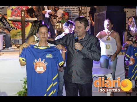 Prefeito José Vieira lança programa Educação Cidadania - EJA em Marizópolis