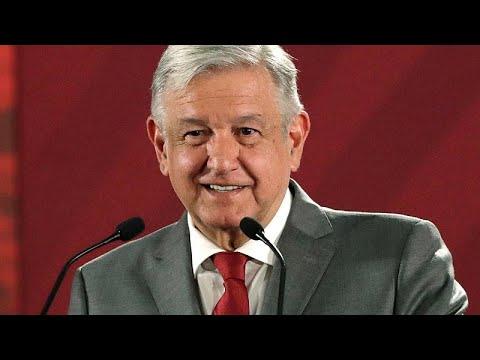 Mexiko: Streit mit den USA - Präsident López kündigt  ...