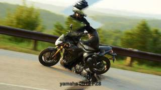 9. 2012 Yamaha FZ8
