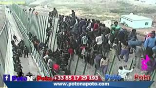 REGARDER LA FUITE DES PRISONNIERS YA MAKALA, (KINSHASA, RD CONGO)