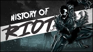 Video History Of Riot (Symbiote) MP3, 3GP, MP4, WEBM, AVI, FLV Desember 2018