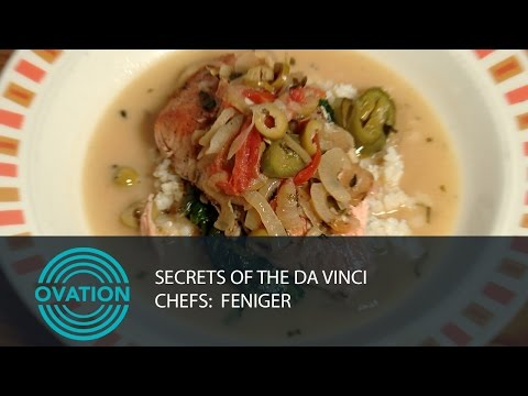 Secrets of the Da Vinci List Chefs: Feniger