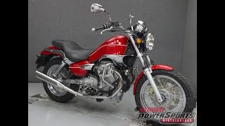5. 2007  MOTO GUZZI  NEVADA CLASSIC 750 - National Powersports Distributors