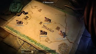 Age of Empires II: The Conquerors Campaign - 3.4 Montezuma: La Noche Triste Video