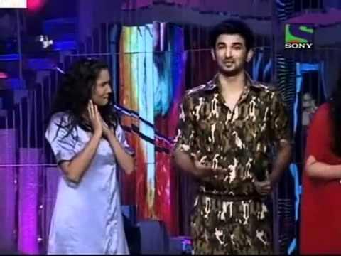 Sushant Proposes Ankita! on Jhalak Dikhla Jaa Season#2 {14th Feb 2011}
