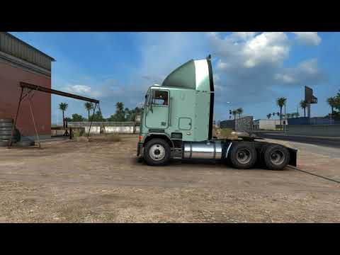 Freightliner FLB ATS v2.0.8 1.38