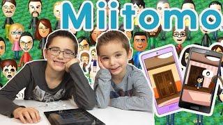 Video Premiers pas sur MIITOMO fr : on teste la première appli mobile de NINTENDO ! MP3, 3GP, MP4, WEBM, AVI, FLV Agustus 2017