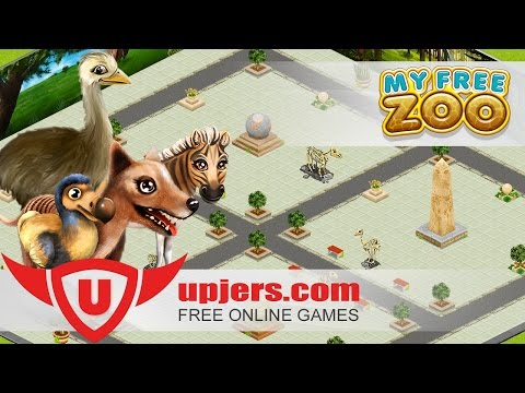 My Free Zoo – Naturhistorisches Museum– Upjers Screencast