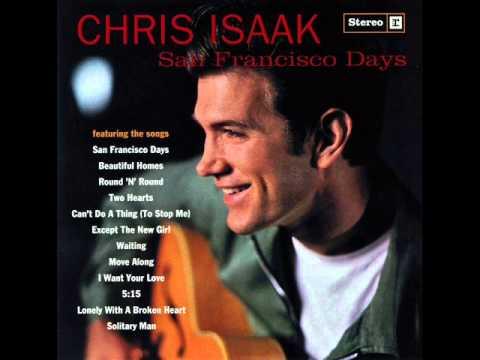 Tekst piosenki Chris Isaak - Round 'N' Round po polsku