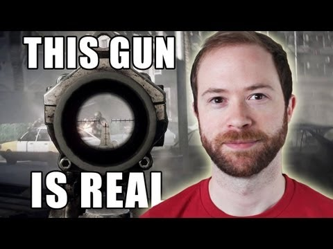 buying - If you play video games, you've shot a gun. And those guns are REALISTIC. So real that many are actually LICENSED by IRL arms dealers. Which means that when ...