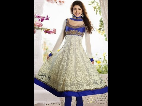 churidar - Designer Anarkali Collection: http://bit.ly/12WZpkZ We invite you the online shopping for latest and designer anarkali salwar kameez in different churidar pa...